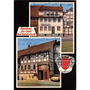 GG3458 hotel zur linde bad salzdetfurth gastehaus  germany