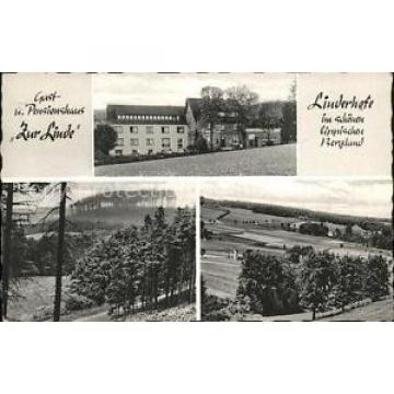 41554242 Linderhofe Gasthaus-Pension Zur Linde Extertal
