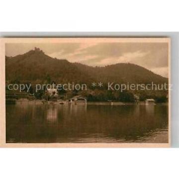 42854394 Bodman Bodensee Landungsplatz Pension Linde Ruine Bodman-Ludwigshafen