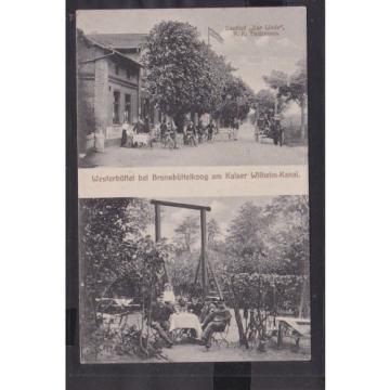 C2 /     Westerbüttel b. Brunsbüttel , Gasthaus Linde 1916