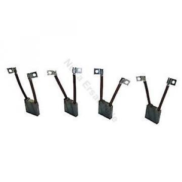 Kohlebürsten für Linde Gabelstapler, Hubwagen 30,5 x 28 x 8 mm