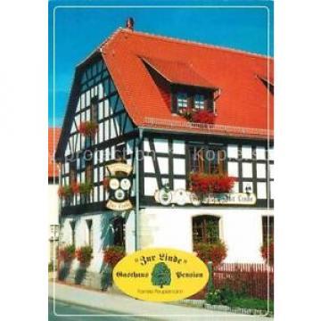 72846200 Hermsdorf Thueringen Gasthaus Pension Zur Linde Fachwerkhaus Hermsdorf