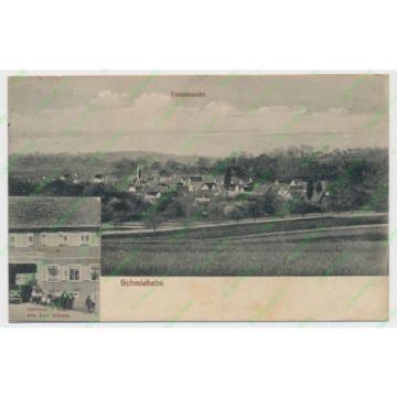 alte AK Schmierheim Gasthaus zur Linde Karl Stöckle 46N