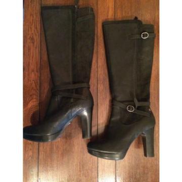 Womens UGG Boots - W Linde Black