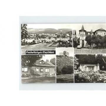 71964647 Finsterbergen Volkshaus Linde Gaststaette Schwimmbad Erholungsheim Wilh