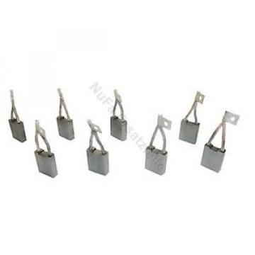Kohlebürsten für Linde Gabelstapler, Hubwagen, Motoren 31 x 26 x 10 mm