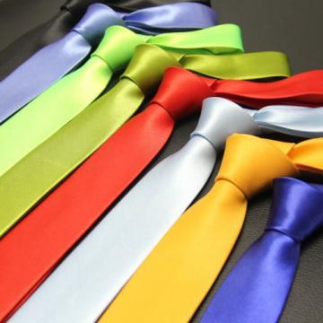 Krawatte Matt 50 Farben zur auswahl
