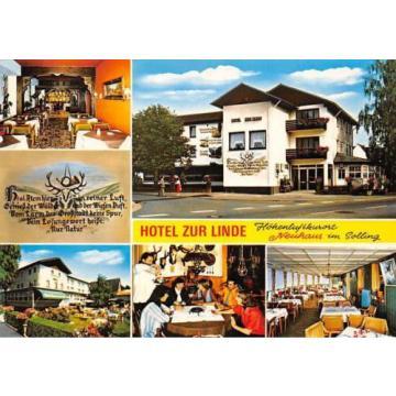 Neuhaus im Solling, Hotel zur Linde Restaurant Pension Interior Terrace