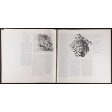 CPE Bach Phyllis and Thirsis Harmonia Mundi LP Schola Cantorum Basiliensis Linde
