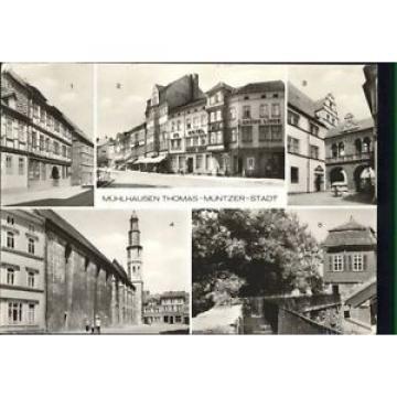 70881282 Muehlhausen Muehlhausen Thomas Muentzer Stadt Gaststaette Gruene Linde