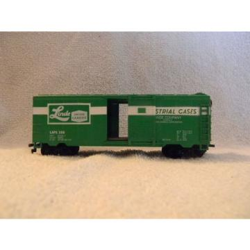 Vintage HO Scale Linde Union Carbide LAPX 358 Boxcar