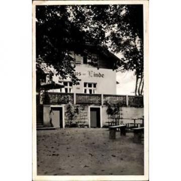 Ak Velichov Welchau Reg. Karlsbad, Gasthaus zur Linde, Bes. Josef... - 1250285