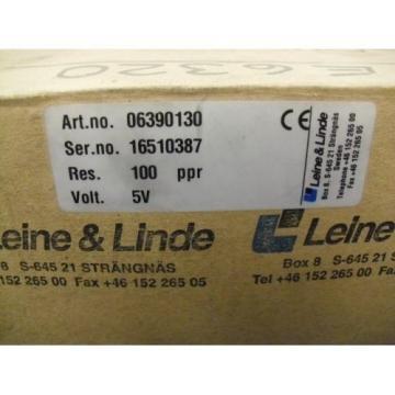 Encoder Leine & Linde 06390130-100