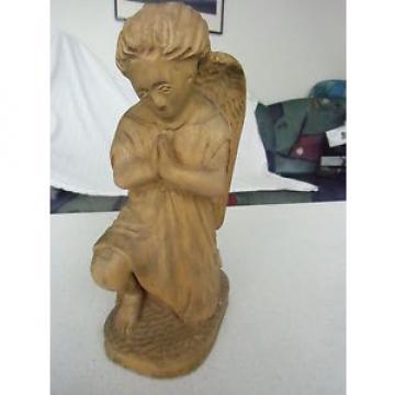 Engel mit Flügel,holz geschnitzt  wohl um 1900, wohl Linde,