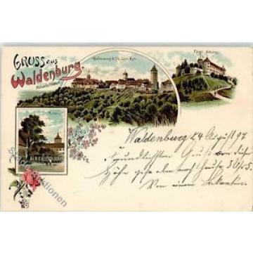 52354499 - Waldenburg , Wuertt Schloss Linde