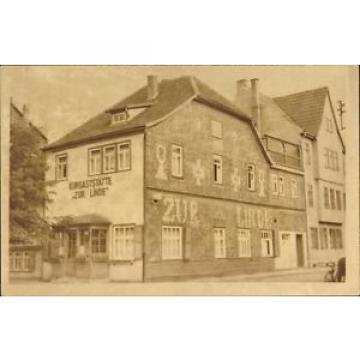Ak Bad Langensalza im Thüringer Becken, Kurgaststätte Zur Linde - 10024933