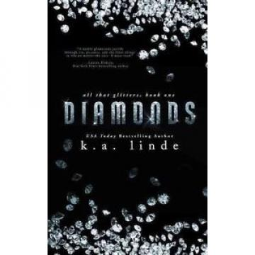 Diamonds by K.A. Linde Paperback Book (English)