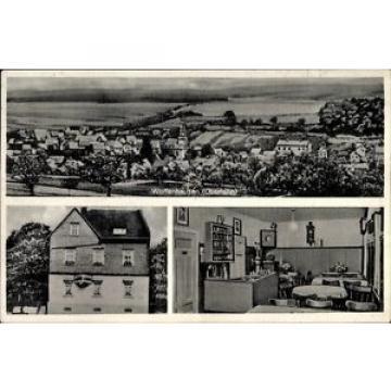 Ak Wolfenhausen Weilburg im Lahntal, Gasthaus zur Linde, Bes. Paul... - 1608846