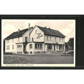 schöne AK Heddersdorf, Hotel-Restaurant Zur Linde