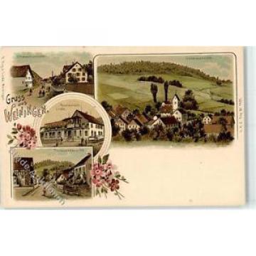 51848548 - Weiningen ZH Gasthaus Linde Gruss aus