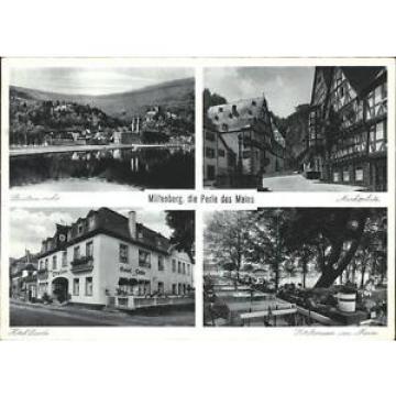 71456179 Miltenberg Main Hotel Marktplatz Hotel Linde Miltenberg