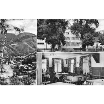 B55927 Oppenau Gasthaus Linde Fam Wild multiviews  germany hotel