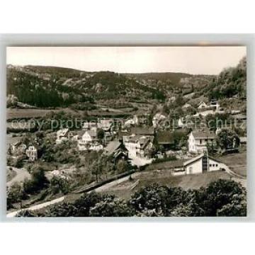 42932901 Langenthal Odenwald Teilansicht Gasthof Pension zur Linde Hirschhorn (N
