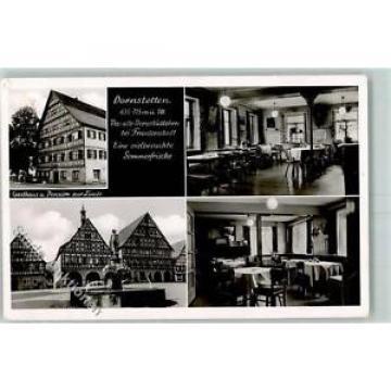 52268792 - Dornstetten , Wuertt Gasthaus Pension zur Linde Brunnen