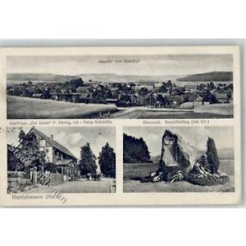 51696322 - Harriehausen Gasthaus Zur Linde