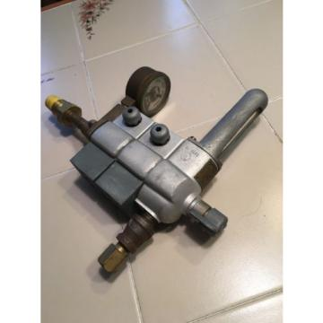 New Oxweld. Gas Regulator And Flowmeter Type R-502 Linde Products Argon NOS