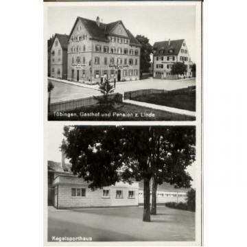 40289420 Tuebingen Tuebingen Gasthof zur Linde Kegelsporthaus   Tuebingen