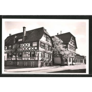 tolle AK Oberkirch, Hotel Obere Linde von A. Dilger