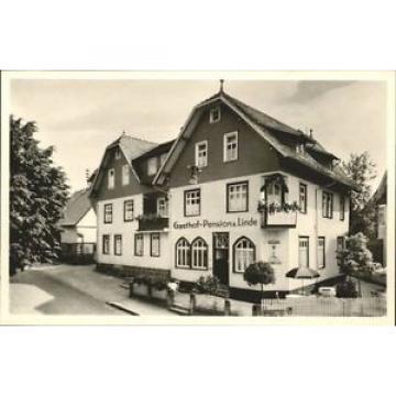 40768223 Schoemberg Schwarzwald Gasthof Pension Linde * Schoemberg