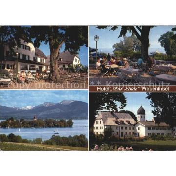 72610630 Fraueninsel Chiemsee Insel Hotel Zur Linde  Chiemsee