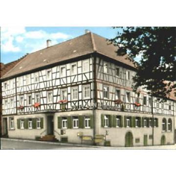 40178198 Adelsheim Adelsheim Hotel Restaurant Linde Adelsheim