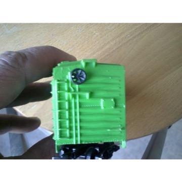Life-Like HO Scale Linde Box Car LAPX 8475 Used Free US shipping