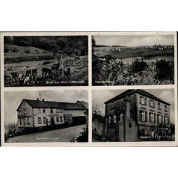 Ak Limbach Oberfrohna Sachsen, Wagenschwend, Gasthaus zur Linde,... - 1686451