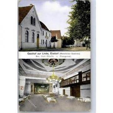 51500974 - Eisdorf b Halle, Saale Gasthaus zur Linde Ferd. Fritsche Preissenkung