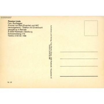Pension Linde Fam. Buchegger Pension Radstadt / Salzburg