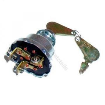 Zündschloss 83353 für Linde (3 Pin, 3 Stellungen) Gabelstapler Hubwagen