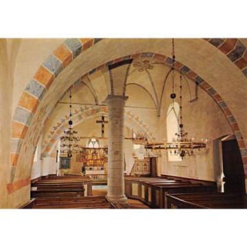 Sweden island Gotland Linde kyrka, Foto: H. Hemlin