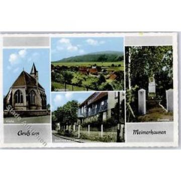 51503786 - Meimerhausen Kirche Gasthaus zur Linde Preissenkung