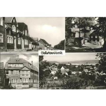 41441249 Oehrenstock Dorfplatz Gasthaus zur Linde Teilansicht Langewiesen