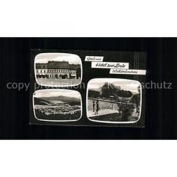 71584451 Waldmuenchen Hotel zur Linde Waldmuenchen