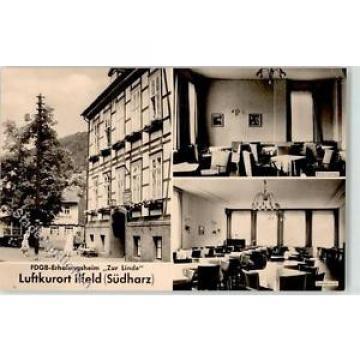 51922259 - Ilfeld , Suedharz Erholungsheim Zur Linde Klubzimmer Speiseraum