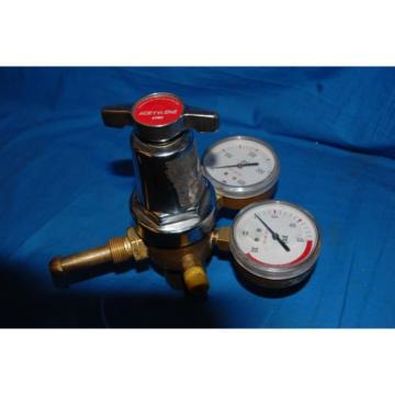 TRIMLINE GAS REGULATOR R-77 ACETYLENE MAKE OFFER *FREE SHIP*