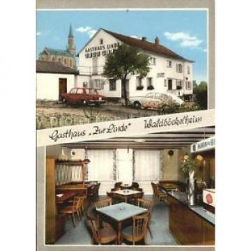 42585887 Waldboeckelheim Gasthaus Linde Gaststube Waldboeckelheim