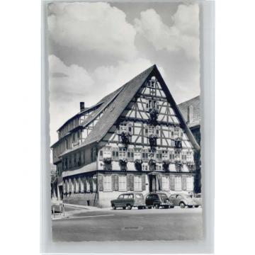40709956 Ebingen Ebingen Hotel Linde * Albstadt