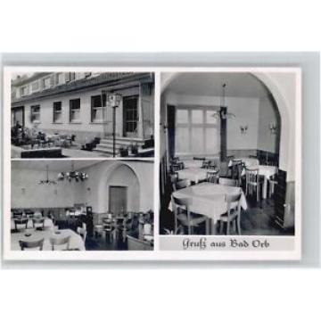 40678278 Bad Orb Bad Orb Restaurant zur Linde * Bad Orb