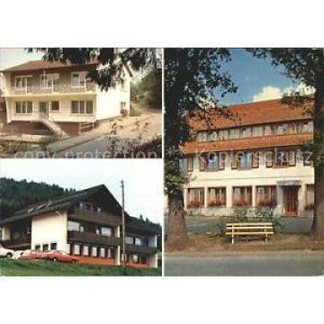 71928883 Glatten Freudenstadt Gasthof zur Linde Gaestehaus Haus am Walde Glatten